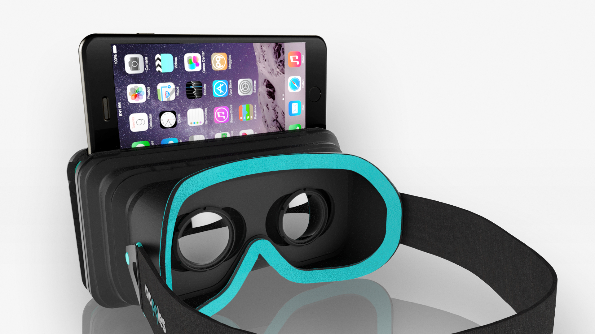 Moggles launches campaign on Indiegogo