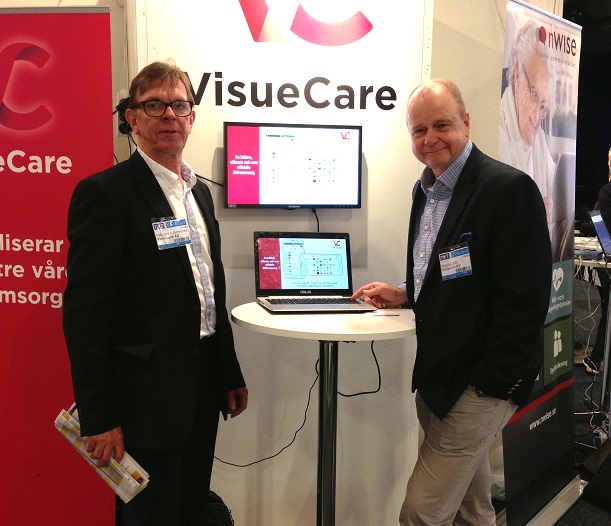 Health Tech company VisueCare sold to Tieto