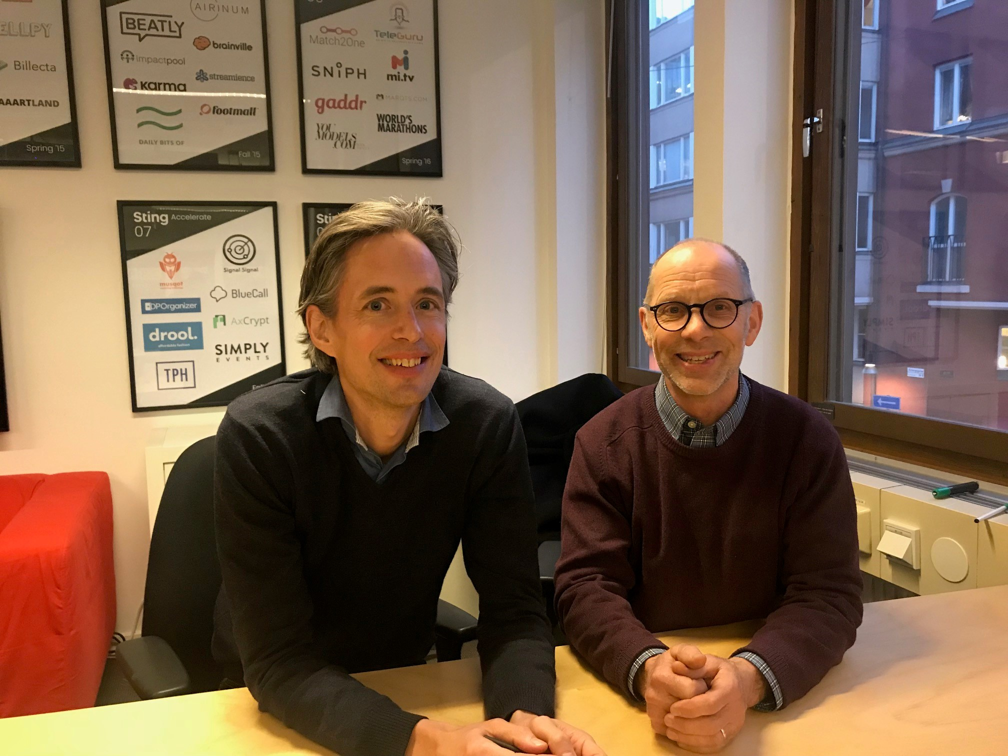 Sting co-founds the new venture fund Luminar Ventures together with successful business angels