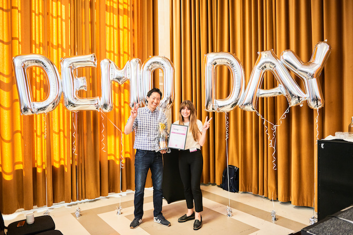 Sting Demo Day released 13 new startup stars to the world
