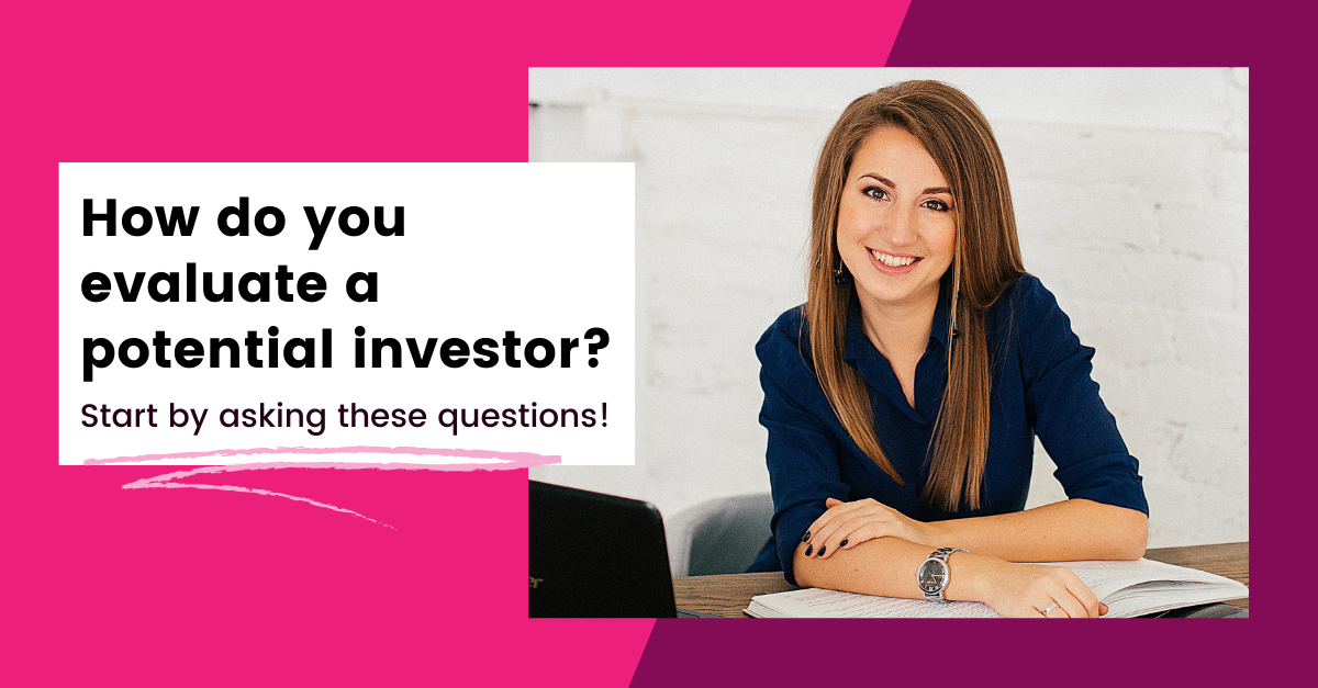 Due diligence turned around: 70 questions to ask a potential investor