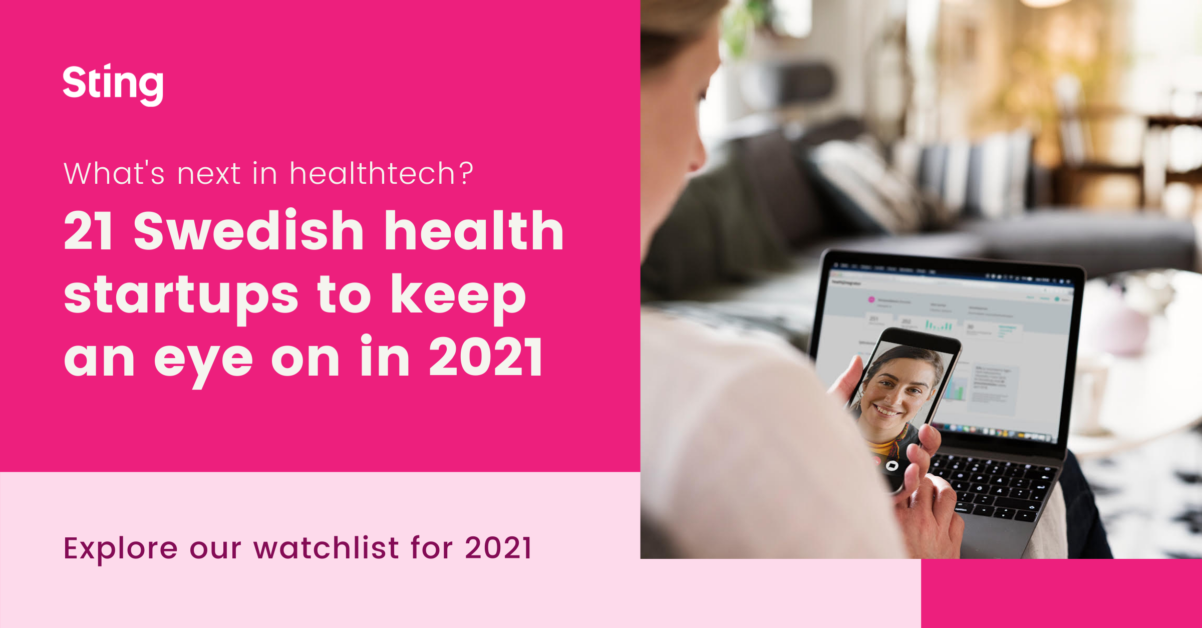 What's next in healthtech?